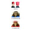 射线防护帽及面罩