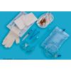 双腔儿童型硅胶导尿包