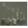 各种规格样品瓶和盖垫