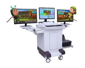 多媒体大脑生物反馈治疗仪(4D)