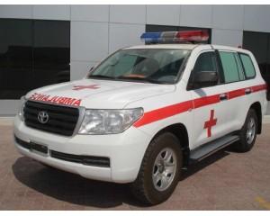 进口救护车  -  原装进口丰田救护车