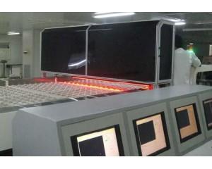高精度玻璃面板视觉检测系统