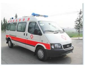 救护车(负压急救车)系列