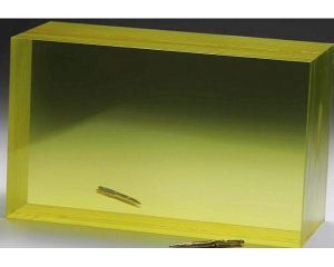 防辐射高铅玻璃系列-ZF3系列铅玻璃