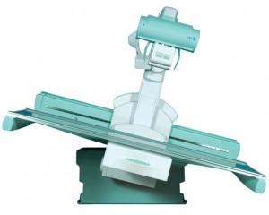 DRF全数字化动态平板透视摄影系统 平板DR医用诊断X光机