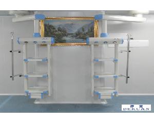 ICU直式吊塔