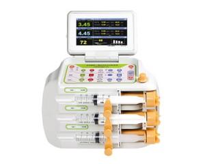 全凭静脉三通监控自动注射系统
