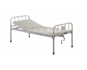 全不锈钢单摇二折床