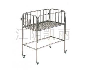 不锈钢婴儿床YR-1