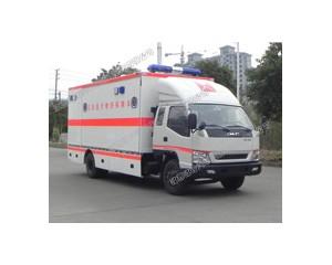 应急医疗物资保障车