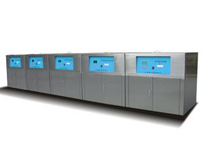 CXQ-D系列多槽组合式数控医用超声波清洗流水线