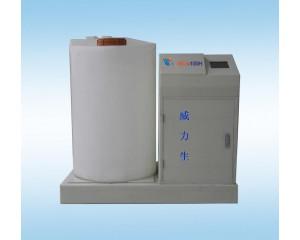 透析粉/液配液装置