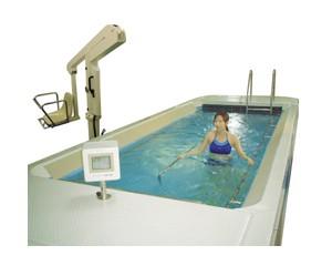 医用康复步行浴嵌入式系列