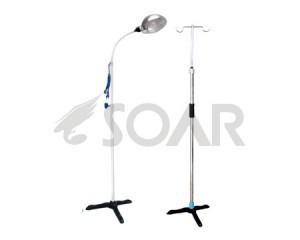 不锈钢手术反光灯/输液架