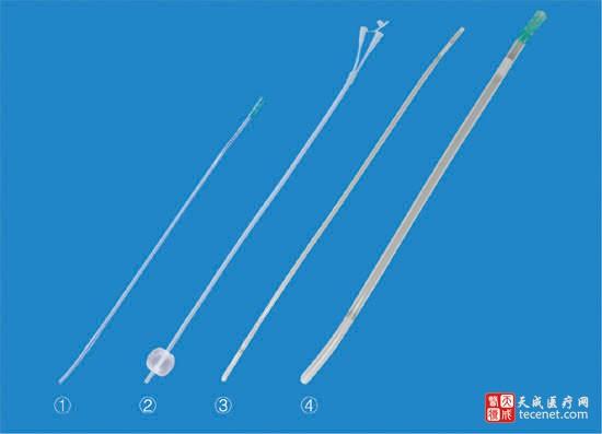 硅橡胶导尿管