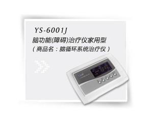 YS-6001J脑功能(障碍)治疗仪 (脑循环系统治疗仪)