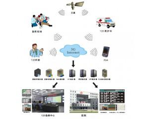 急救医疗信息无缝联接系统
