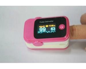 手指夹式脉搏血氧仪