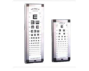 铝合金视力表灯箱