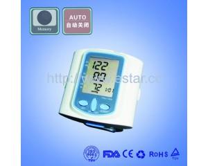 腕式智能电子血压计