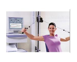 无轨迹等张肌力测试康复训练系统