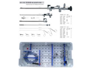 宫腔镜直管手术器械