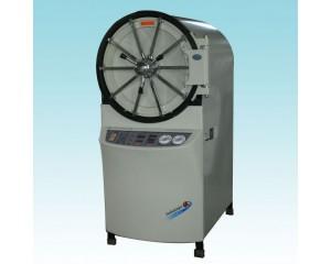 上海三申卧式圆形压力蒸汽灭菌器YX-600W(150L