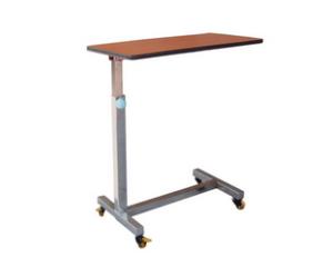 ZTG06 不锈钢床边桌