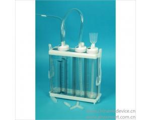 一次性使用水封胸腔引流装置