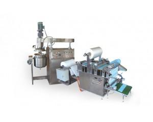 YG-500型水凝胶涂布机