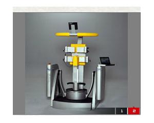 腰背综合诊断和训练系统
