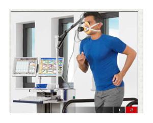 运动心肺功能测试仪