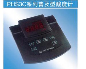 普及型酸度计 PHS-3C+/3C/25