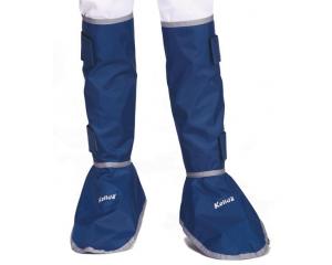 护腿/护脚连体型