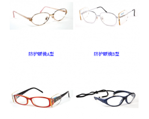 射线防护眼镜系列