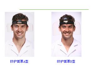 射线防护面罩系列