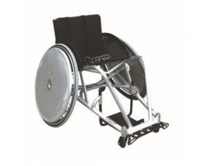 铝合金运动轮椅 运动型轮椅 橄榄球轮椅