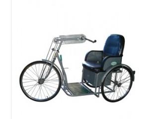 手摇轮椅车 手摇三轮车