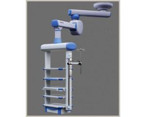 双臂电动腔镜塔