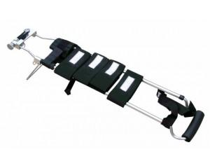 腿部牵引架