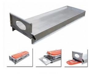不锈钢铲式担架仓(MDK-E501)