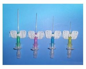 蝴蝶型静脉输液留置针