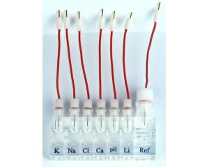 电解质分析仪电极与试剂1