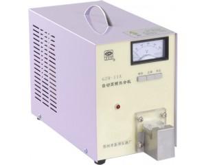 GZR-IIA型自动高频热合机