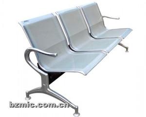 全不锈钢候诊椅