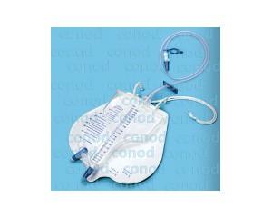 一次性使用子母式集尿袋