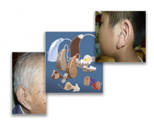 耳鸣助听器