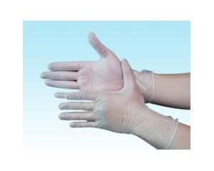 有粉PVC(vinyl gloves)手套