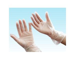 无粉PVC(vinyl gloves)手套