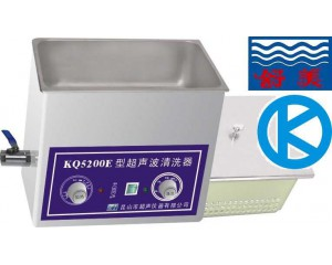 舒美牌KQ5200E台式超声波清洗器